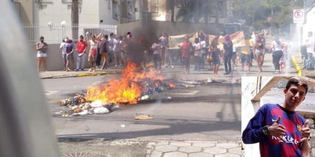 Morte no Quilombo: A Polícia mata, a Mídia mente e a Justiça se omite