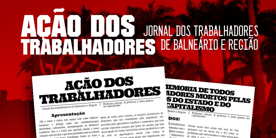 Jornal Ação dos Trabalhadores (Balneário Camboriú e Região)